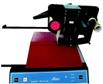 ADL-3050A Varak Yald�z Termal Bask� Makinesi