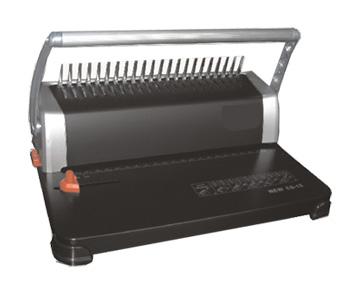 5012-H Plastik Spiral Cilt Makinesi
