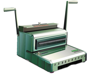 Qupa S 310 Tel Spiral Cilt Makinesi