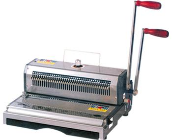 Wirebinder Tel Spiral Cilt Makinesi
