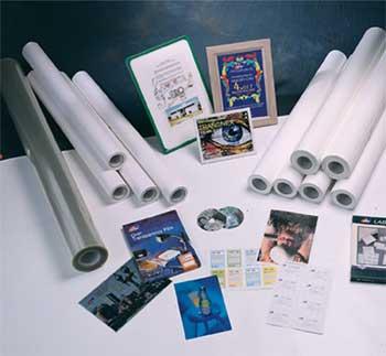 Polyester Mat Roll Film 100 mic