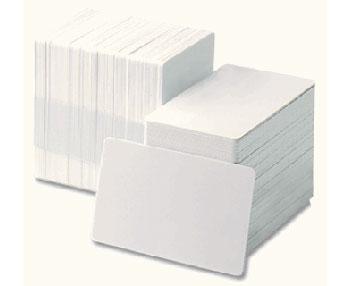 Boş Thermal Kart (beyaz)