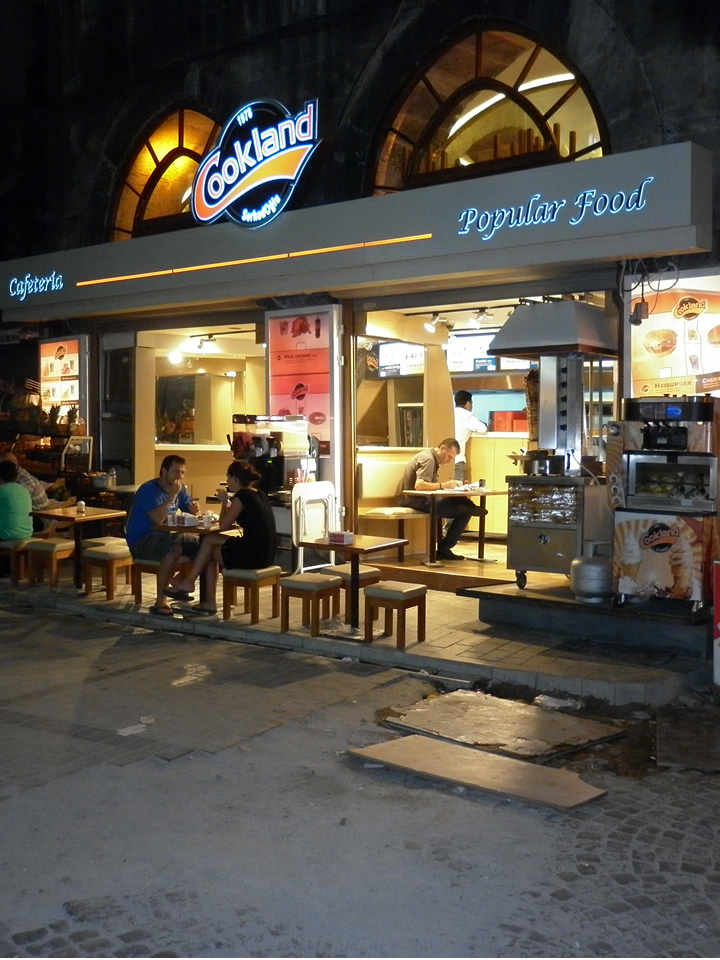 KAPALIÇARŞI CAFE